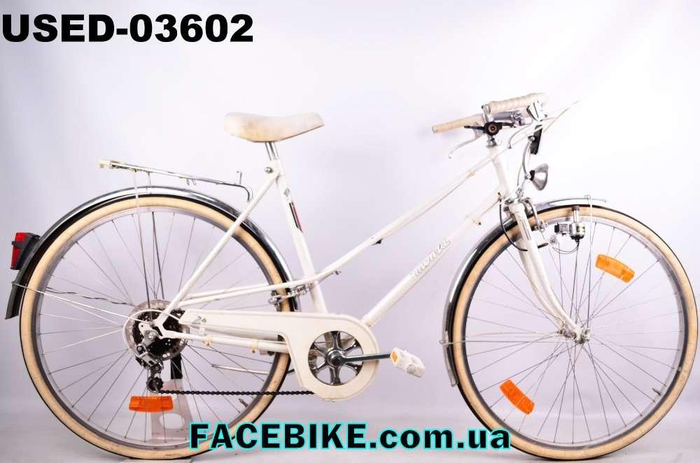 БУ Городской велосипед Monza-Гарантия,Документы-у нас Большой выбор!