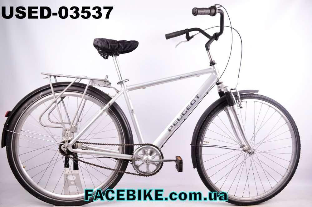 БУ Городской велосипед Peugeot-Гарантия,Документы-у нас Большой выбор!