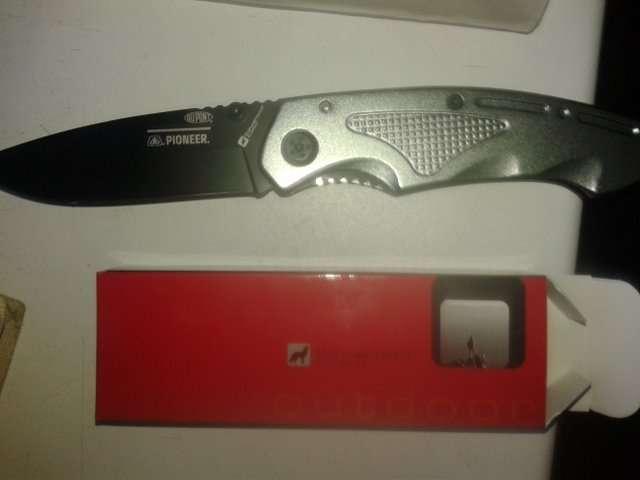 Складной нож Shwarzwolf Outdoor