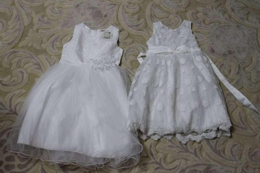 Класні білі сукні з Іспанії