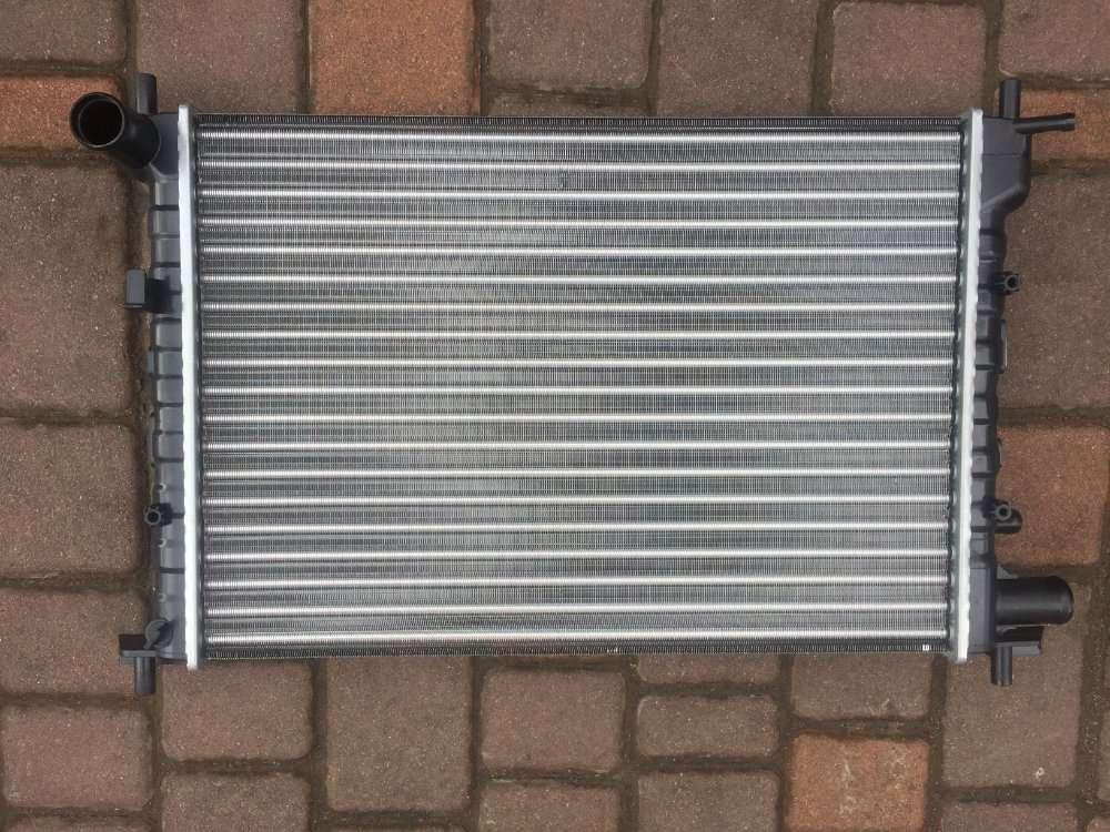 Радиатор Ford Fiesta Courier Puma 1.25 1.3 1.4 1.6 (95-02)