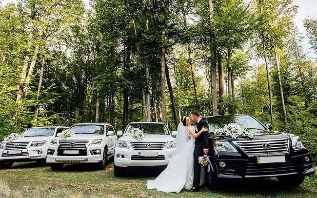 Автомобили на свадьбу, бизнес встречи, трансферы, перевозки