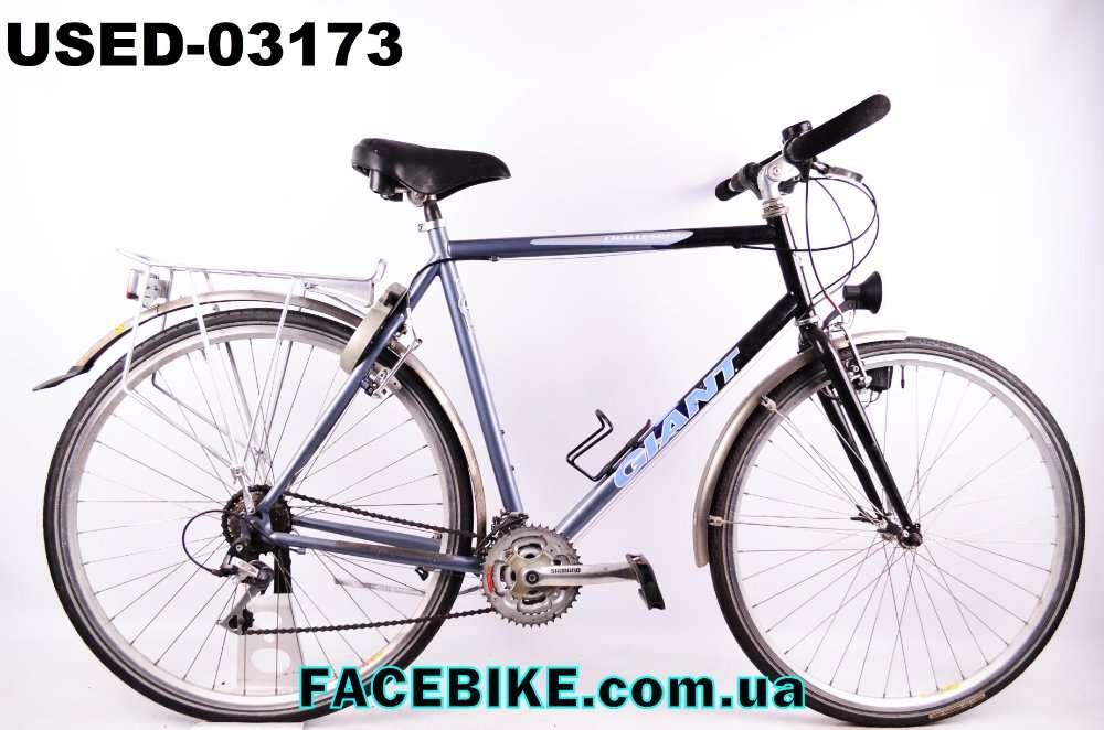 БУ Городской велосипед Giant-из Германии у нас Большой выбор!