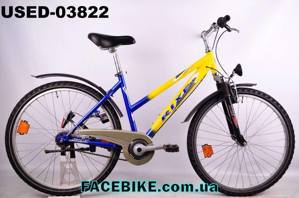 БУ Городской велосипед Rixe-Гарантия,Документы-у нас Большой выбор!