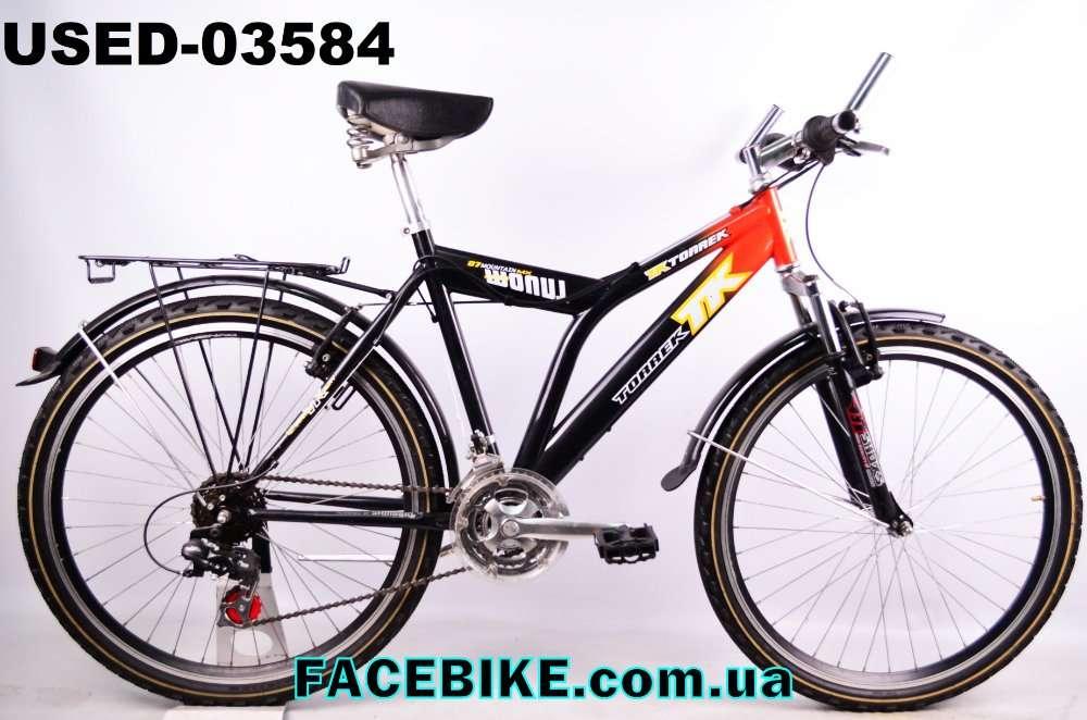 БУ Горный велосипед Torrek-Гарантия,Документы-у нас Большой выбор!