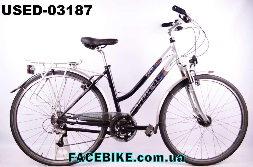 БУ Городской велосипед Trek-из Германии у нас Большой выбор!