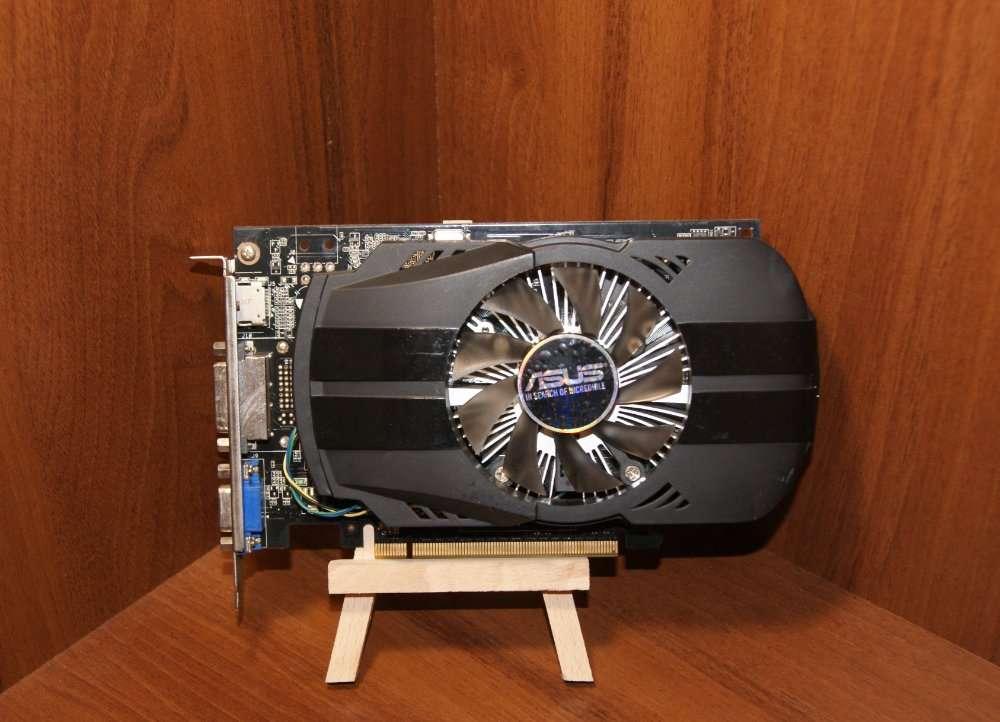 Видеокарта ASUS Nvidia GeForce GTX 750 Ti 2048MB 2Gb GDDR5 (128bit)