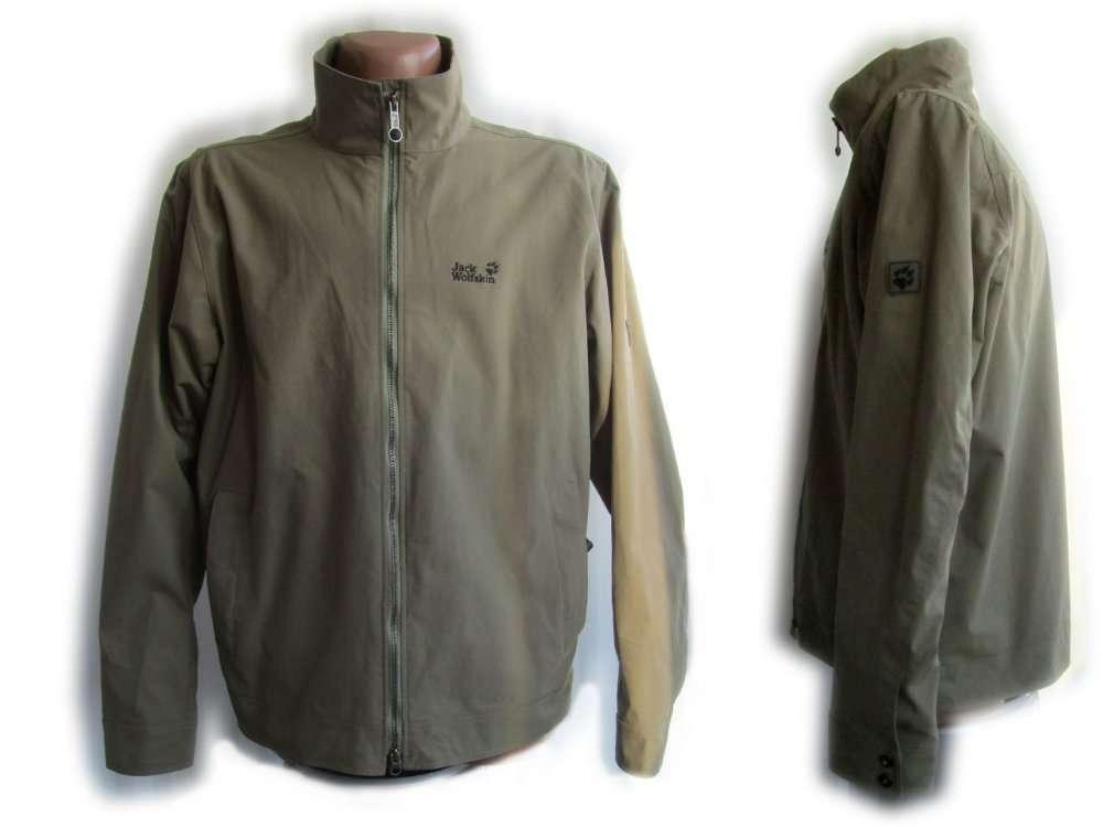Куртка Jack Wolfskin StormLook, размер XL (52) /ветровка