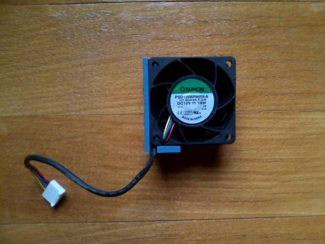 Вентилятор для сервера HP DL180 G6 / SE326M1 (519199-001, 530748-001)