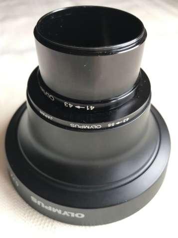 Лінза Olympus WCON-07 0.7x Wide Angle Lens
