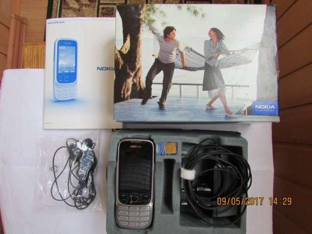 Мобильный телефон NOKIA 6303cЇ. б/у.