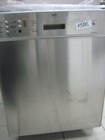 Встраиваемая посудомоечная машина AEG Favorit