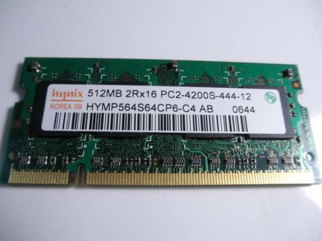 Оперативная память 512MB DDR2 HYNIX