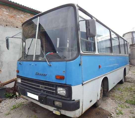 Продается пассажирский автобус IKARUS 211-01