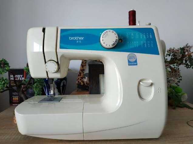 Электромеханическая швейная машина BROTHER X-5