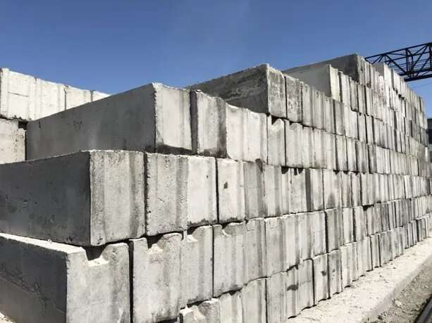 Блоки фундаментые ФБС