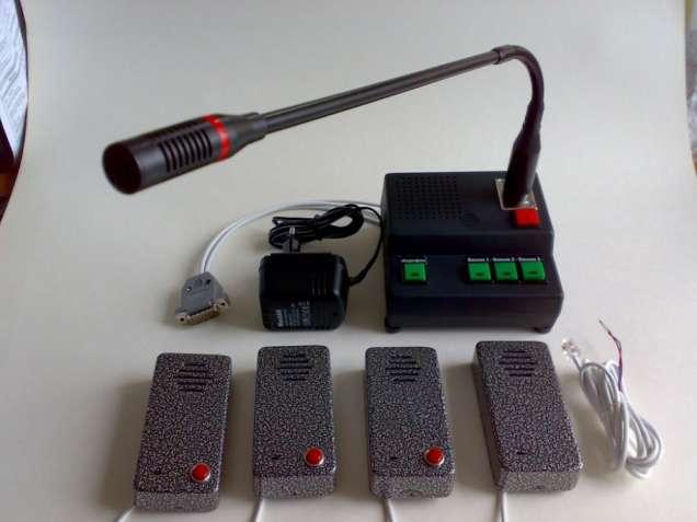 Система озвучивания АЗС мощностью 30 Вт - СММ-АЗС.