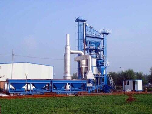 Асфальтный завод 1500