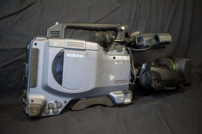 Видеокамера Sony PDW-530P XDCAM PFD IMX50 16:9 SDI камкордер