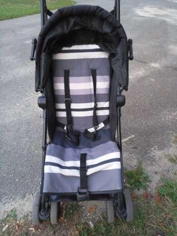Детская коляска  трость б/у