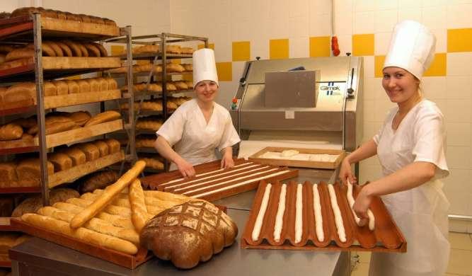 Робота в Чехії  на пекарні для жінок