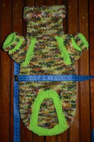 Добротный, Комфортный, Мягкий, Тёплый свитер. Средняя порода