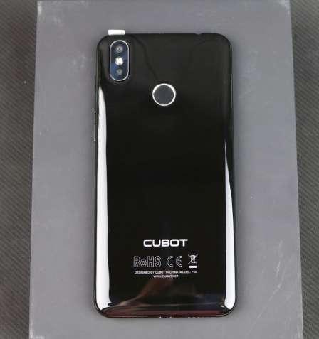 Новый смартфон Cubot P20, 4/64 GB, батарея 4000мАч, 4G