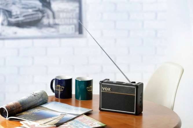 VOX AC30 RADIO Радиоприемник  от легендарных Битлз