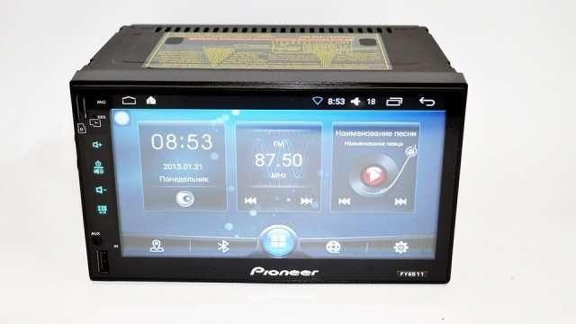 2din автомагнитола Pioneer FY6511 GPS+4Ядра+16Gb ROM+1Gb RAM+Adnroid