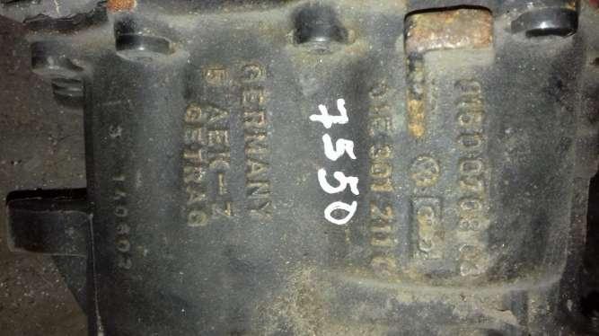 МКПП (механическая коробка переключения передач) 4x4, 6-ступка Audi S4