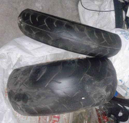 Мотошина Dunlop Sportmax D221