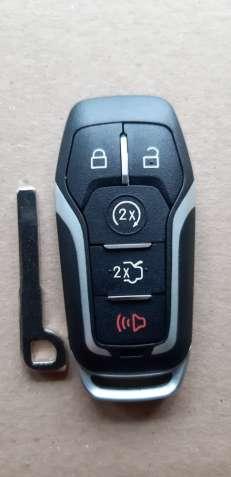 Ключ корпус Форд Ford