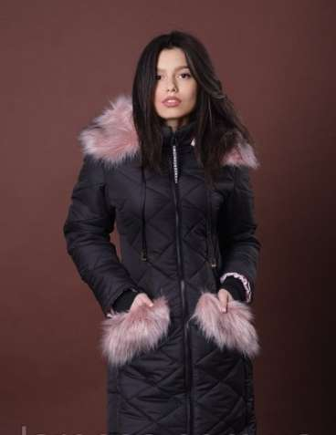 Зимняя женская молодежная куртка. код к-83-36-17. 6d43afd022f60