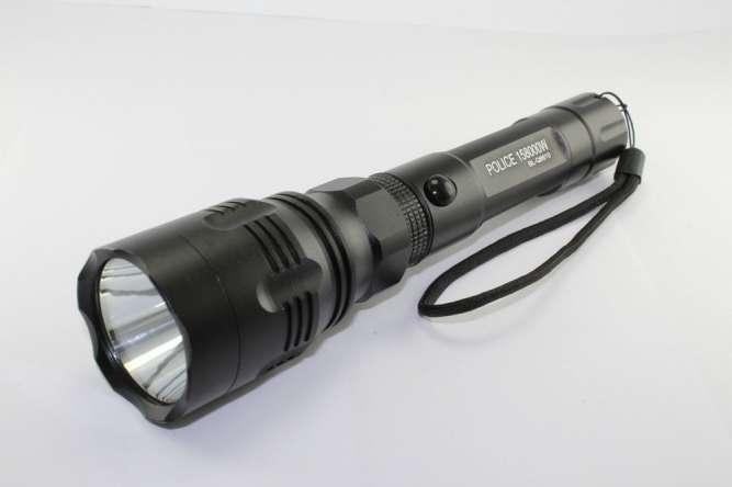Подствольный фонарик Bailong Police BL-Q8610-GREEN