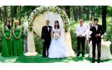 Свадьба в уютном загородном комплексе под Киевом