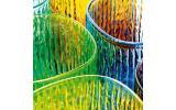 Стаканы разноцветные, 330 мл 6штук, Италия, IVV