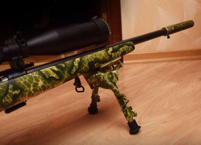 Продам карабин нарезной CZ 455 Varmint, калибр 22LR.