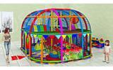 Игровые комнаты и детские лабиринты в ТРЦ