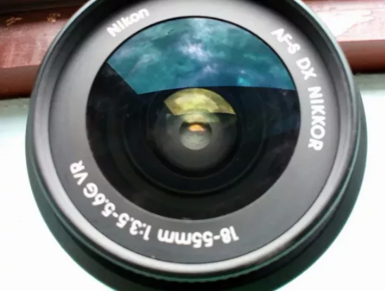 Объектив nikkor 18-55 DX SWM VR Aspherica