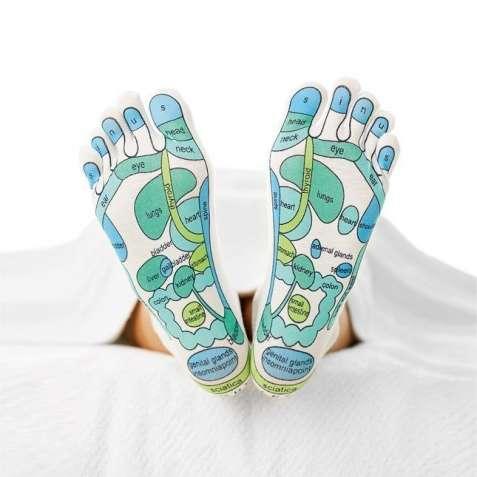 Носки для массажа ступней Oriflame