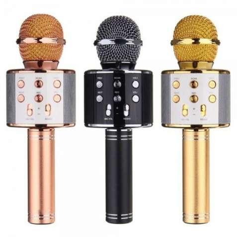 Микрофонов караоке WS858