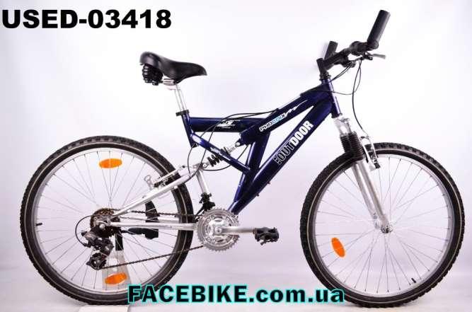 БУ Горный велосипед Outdoor-Гарантия,Документы-у нас Большой выбор!