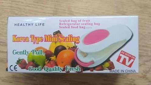 Прибор для Запаивания Пакетов Korea Type Mini Sealing