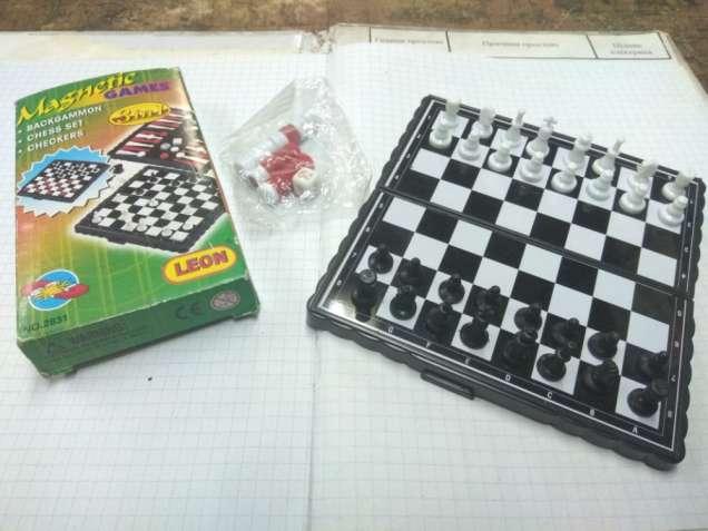 Продам набор дорожный magnetic games,новый.