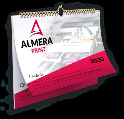 Календари, баннеры, листовки, буклеты, визитки, открытки, наклейки.