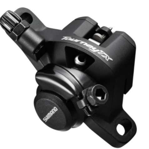 Дисковый тормоз велосипеда - Shimano BR-TX805 механический