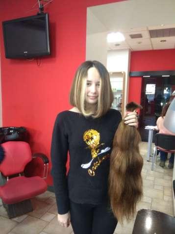 Продать волосы в Днепре дорого- очень просто