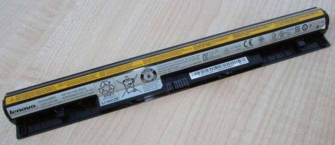 Аккумуляторная батарея ноутбука Lenovo L12M4A02  L12S4E01 14.4V 2200mA
