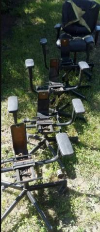 Steelcase oснования кресел под дизайнерскую или loft мебель