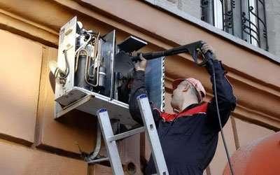 Обслуживание, чистка, ремонт кондиционеров, заправка фреоном в г.Сумы
